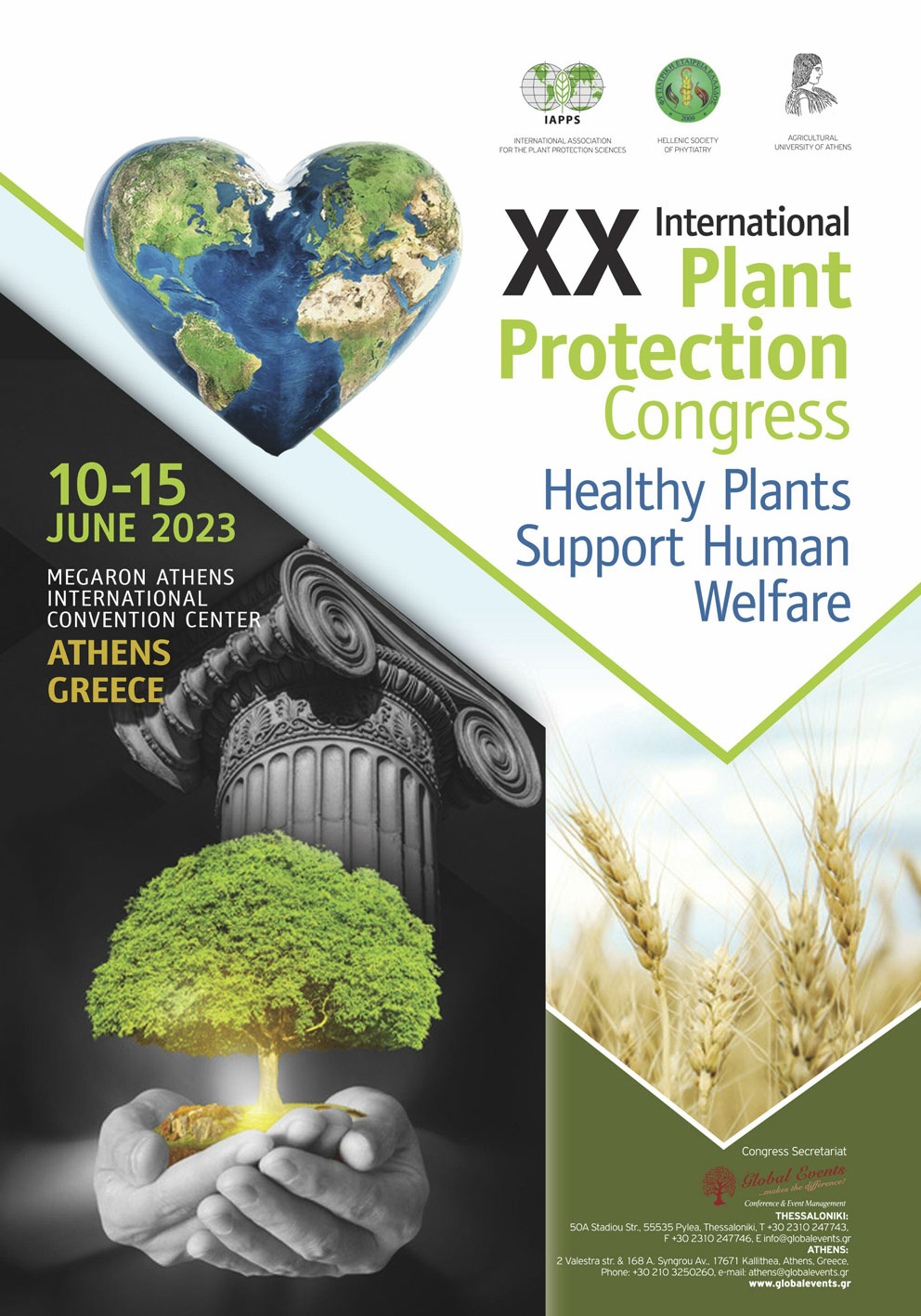 XX International Plant Protection Congress